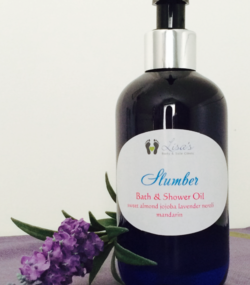 Slumber Bath & Body Oil