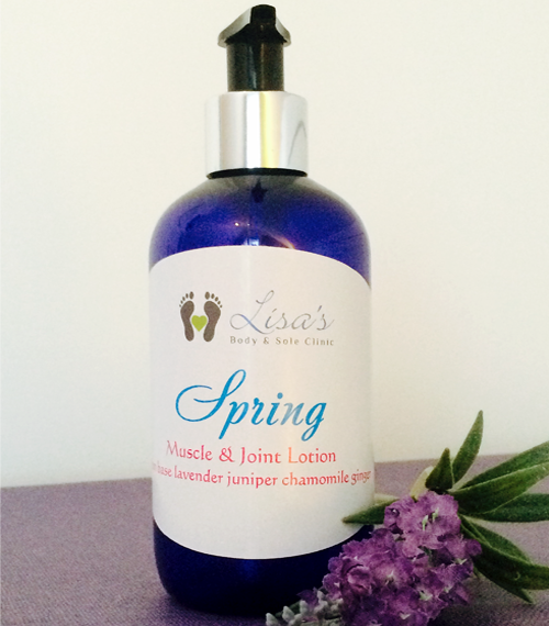 Spring Muscle & Joint  Lotion