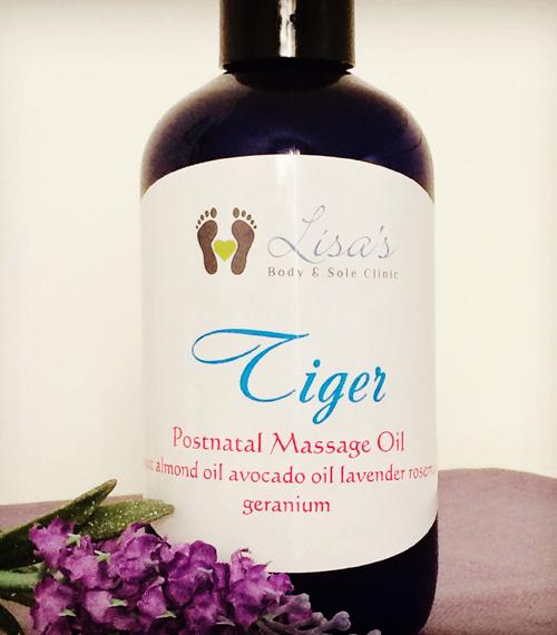 Tiger Postnatal Oil